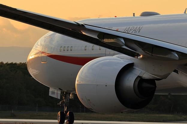 Boeing 777 Cygnus11 Nightへ (2)