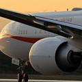 Photos: Boeing 777 Cygnus11 Nightへ (2)