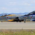 Photos: F-4EJ 37-8315 301sq CTS飛来 2020.10