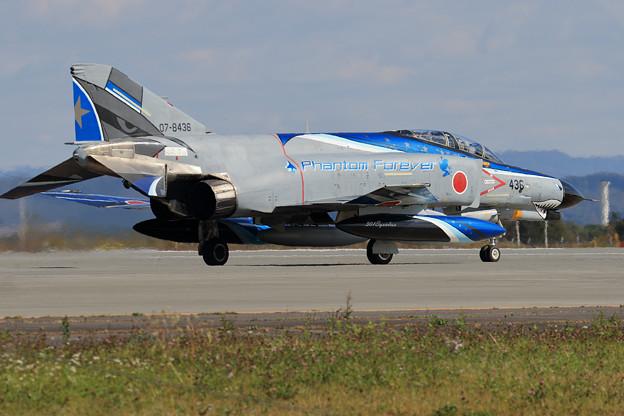 F-4EJ 07-8436 301sq CTS飛来 2020.10