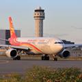 Photos: A330-300 久しぶりに香港航空 B-LNP