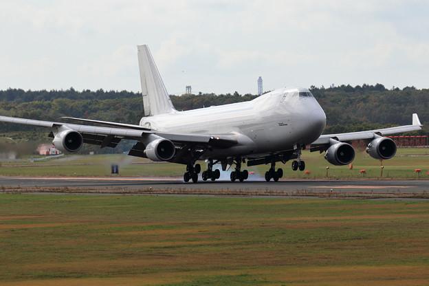 Boeing 747-4KZ/F N404KZ Atlas Air (1)