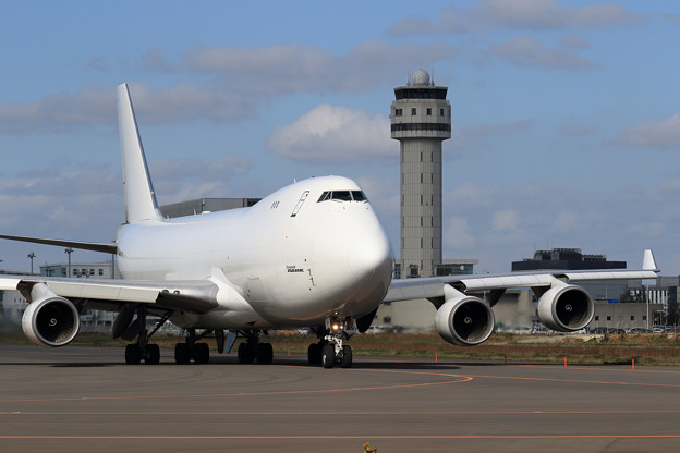 Boeing 747-4KZ/F N404KZ Atlas Air (2)