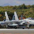 Photos: F-15J 203sqの一日 (2)