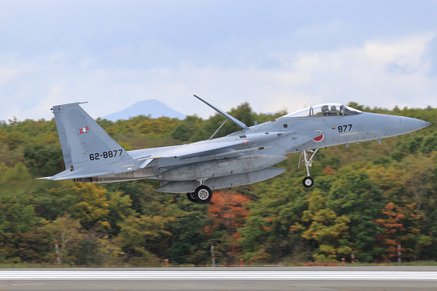 Photos: F-15J 203sqの一日 (6)