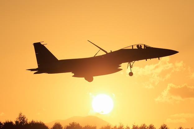 F-15J 203sqの一日 (7)