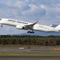 Photos: A350-900 JA05XJ JAL 首里城再建応援