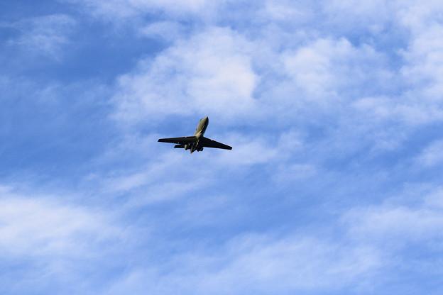 U-125A 秋空に
