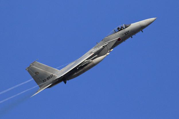 Photos: F-15J Fully armed flight (2)
