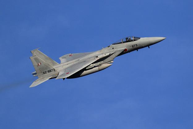 Photos: F-15J Fully armed flight (3)
