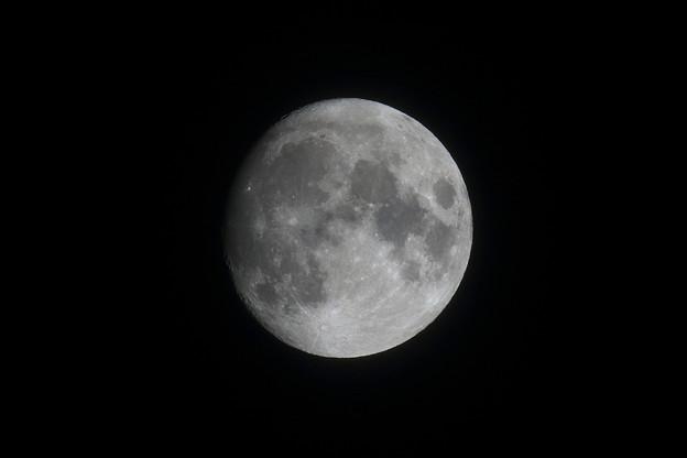 令和2年の十三夜の月