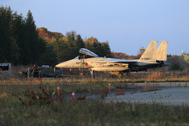 F-15J Towing (1)