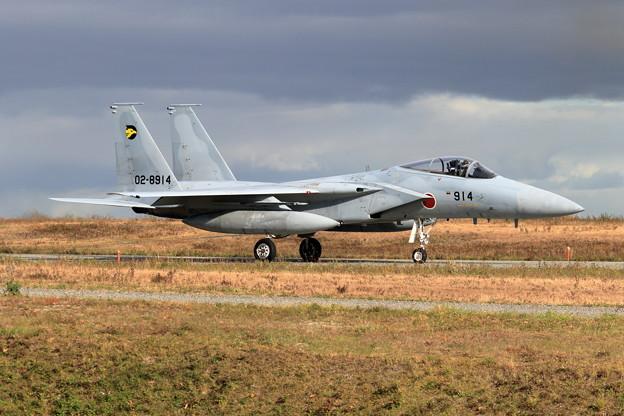 F-15J 306sq 8914が展開