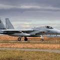 F-15J 306sq 8947が展開