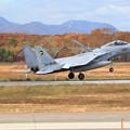 F-15J 306sq 8930が展開