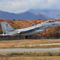 F-15J 306sq 8926が展開