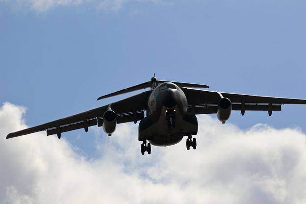 C-1 1025 402sq approach