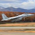 F-15J 02-8921 201sq landing