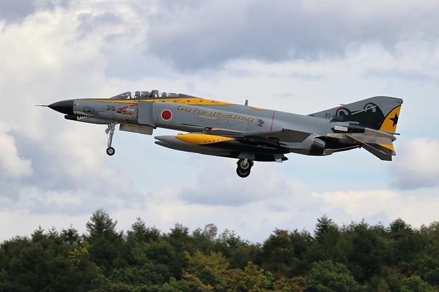 F-4EJ 8315 Phantom 301sq 最後のCTS飛来 2020.10