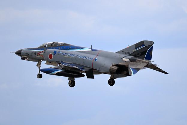 F-4EJ 8436 Phantom 301sq 最後のCTS飛来 2020.10