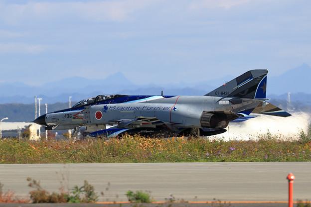 F-4EJ 8436 Phantom CTS最後のTake off 2020.10