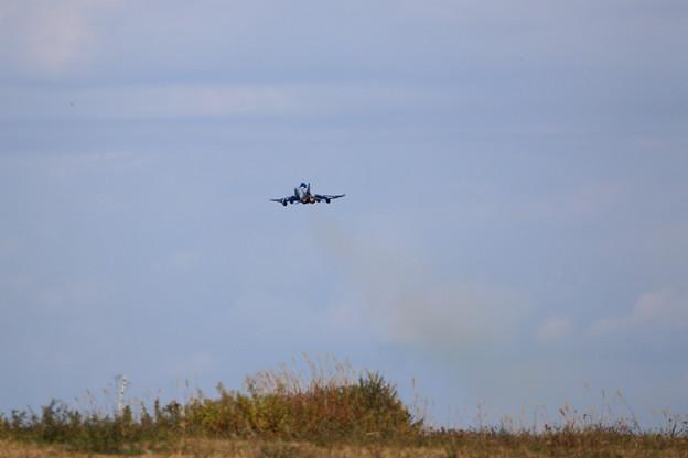 Photos: F-4EJ Phantom CTS最後のTake off 2020.10