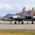 F-15J 303sq 8844が展開 (1)