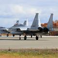 F-15J 303sq 8844が展開 (2)