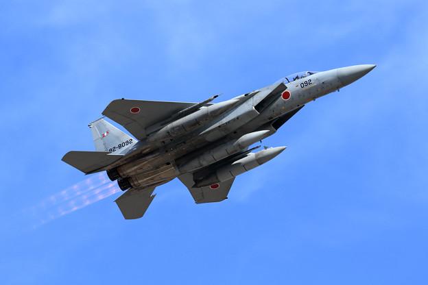 F-15DJ 8092 203sq takeoff