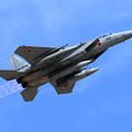 Photos: F-15DJ 8092 203sq takeoff