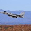F-15J 303sq 8859 takeoff