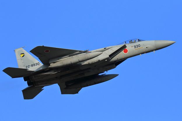 F-15J 306sq 8930 takeoff
