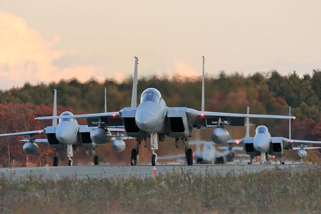 F-15J 303sq Taxiing (1)