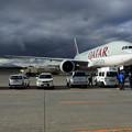 Photos: 久しぶりにQatar Cargo (1)