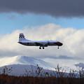 YS-11FC 52-1151飛来