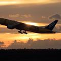 Photos: Boeing 777 JA743A takeoff (1)