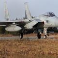 Photos: F-15J 8881 203sq taxiing