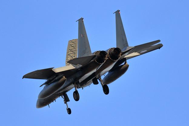 F-15J 8881 203sq approach