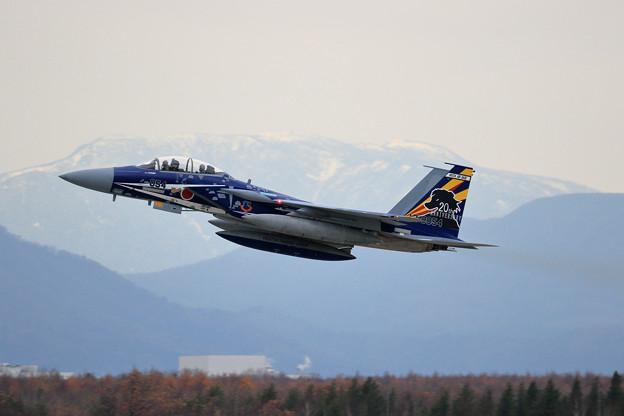 F-15DJ 23sq 20th Annversary 8054 飛来(3)