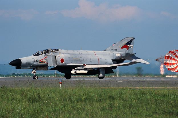Photos: F-4EJ 8330 302sq CTS 2001夏
