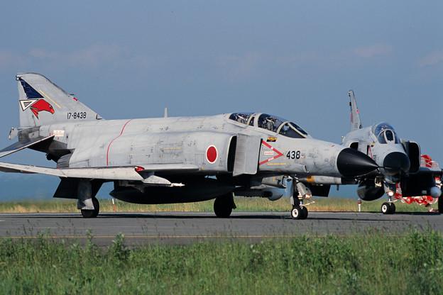 F-4EJ 8438 302sq CTS 2001夏(2)