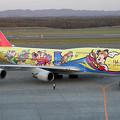 B747-446 JA8084 JAL50anniversary 2002
