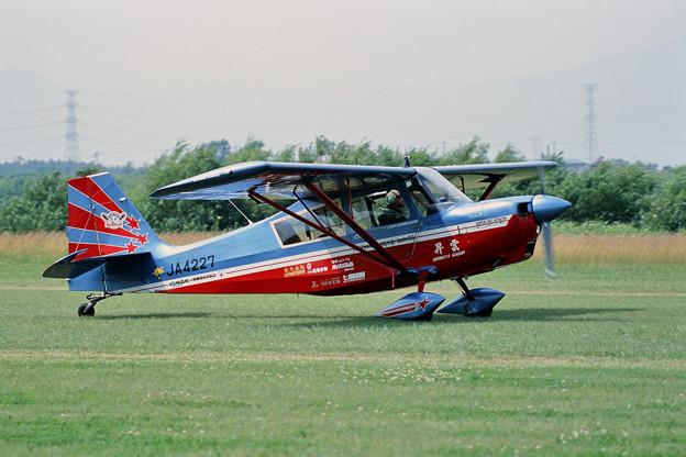 American Champion 8KCAB JA4227 2001 (1)