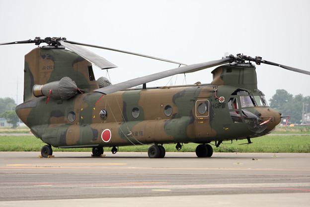 Photos: CH-47J 52921 HGP3 JGSDF OKD 2008.07