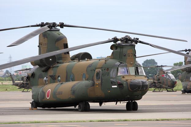 Photos: CH-47JA 52967 HGP3 OKD 2008.07