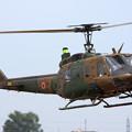 Photos: UH-1J 41871 第5飛行隊 OKD 2008.07