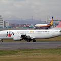 B737-400 JA8939 JTA CTS 2002.10