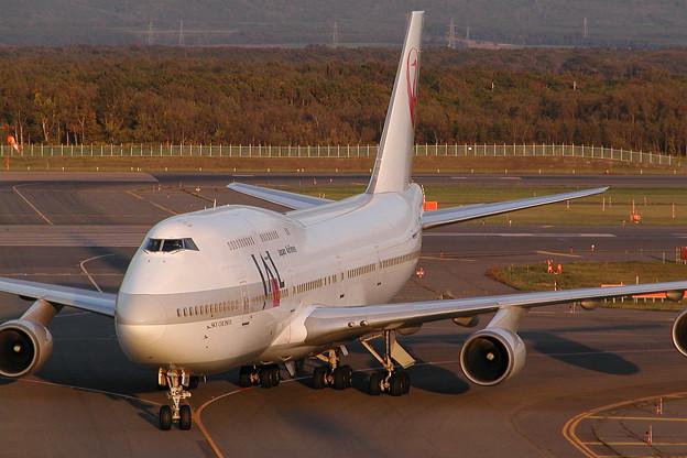 B747-446 JA8080 JAL CTS 2002.10