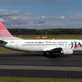 Photos: B737-400 JA8524 JTA CTS 2003.09(2)