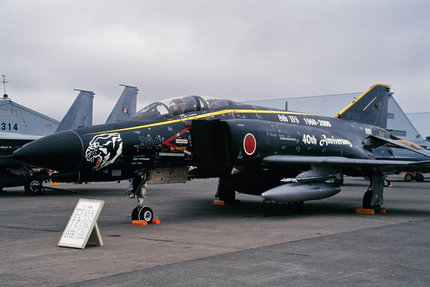 F-4EJ 8384 8sq 40th anniversary CTS 2000.08 (1)